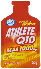 POWER & RECOVERY|ATHLETE Q10 BCAA
