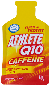 FLASH & RECOVERY|ATHLETE Q10 CAFFEIN