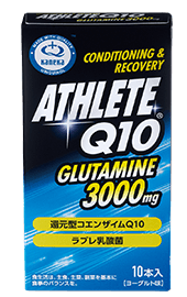 CONDITIONING & RECOVERY|ATHLETE Q10 GLUTAMINE